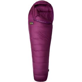 Mountain Hardwear Rook Sacos de dormir -9°C Largo Mujer, cosmos purple